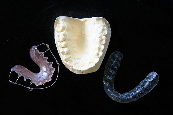 mouth guard or dental guard