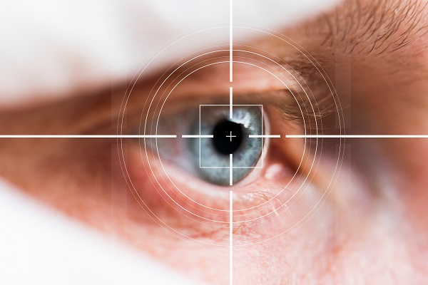 eye scan for detect alzheimer's