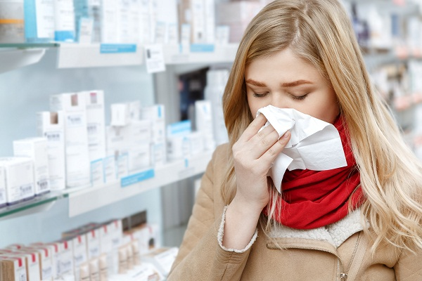 rhinitis or nasal allergy