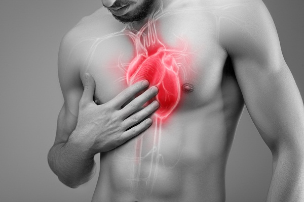 sharp pain in chest