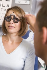 How is Myopia (Nearsightedness) Diagnosed?