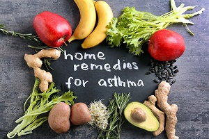 What are the Home Remedies for Asthma?