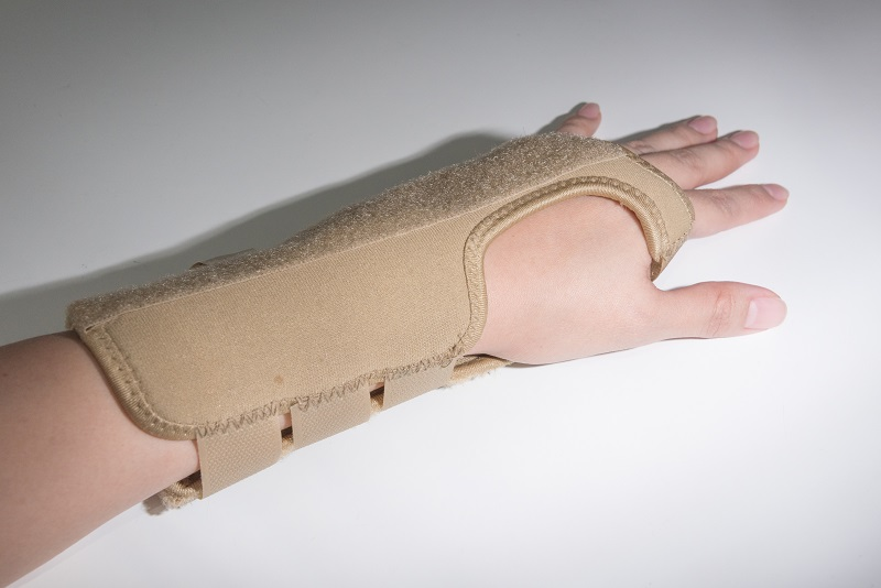 Treatment- wrist support