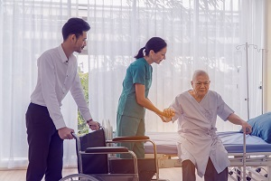 Healthcare Transitions Cause Emotional Distress to Alzheimer's Patients