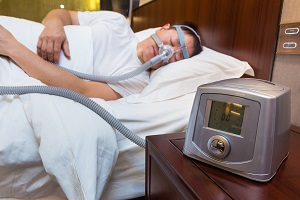 CPAP Therapy Helps in Recuperation from Stroke