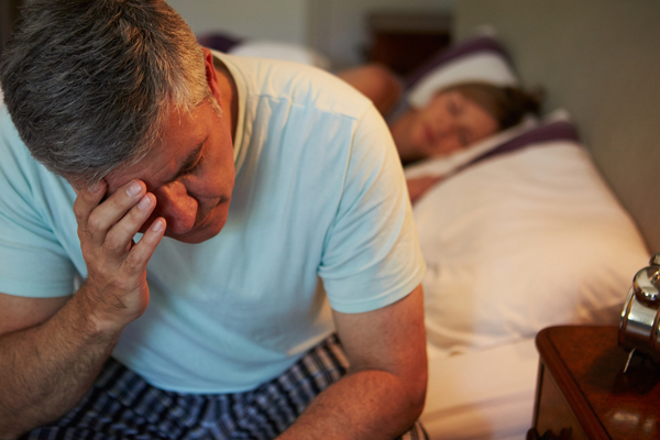 what are the causes of insomnia
